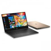 Лаптоп Dell XPS 13 9360 Ultrabook, Intel Core i7-7500U (up to 3.50GHz, 4MB), 13.3 инча, 8GB, Intel HD Graphics, 256GB SSD, Златист, 5397063955862