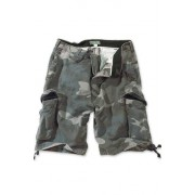 BERMUDE RAW VINTAGE CAMUFLAJ NIGHT CAMO