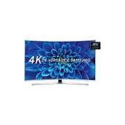 Smart TV LED Tela Curva 65 Samsung 65KU6500 Ultra HD 4K 3 HDMI 2 USB