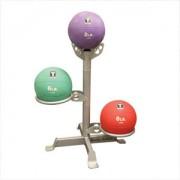 Body-Solid 3-Medicine Ball Rack
