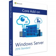Microsoft Windows Server 2016 Standard Zusatzlizenz 2 Core 2 Cores