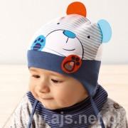 Caciulita bebelusi AJS model AJS34-012