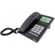 Profoon TX-325 Vaste analoge telefoon Handsfree TFT/LCD-kleurendisplay Zwart