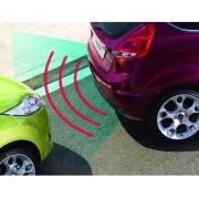 Senzori de parcare spate, cu 4 Senzori in negru mat