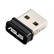 Asus Wireless USB 2.0 card 802,11, 150Mbps, nano dongle
