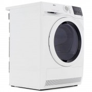 AEG T7DBG831R Condenser Dryer with Heat Pump Technology - White