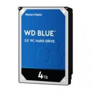 """4TB WD Blue, SATA 6Gb/s, 64MB, 5400 rpm, 3.5"""" (8.89 cm)"""