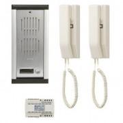 AIPHONE KIT PLAT.1BP 2 POSTES Kit portier audio KA3 - Aiphone 100220