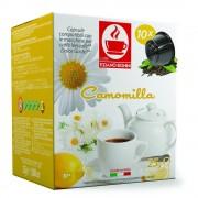 Capsule ceai de musetel TIZIANO BONINI, compatibile DOLCE GUSTO, 10 buc.