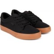 DC ANVIL TX Sneakers For Men(Black)