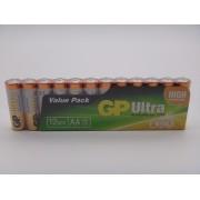 Baterie GP15AU-2VS12 ultra alcalina LR6 AA 1.5V set 12