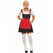 Oktoberfestklänning 38-40
