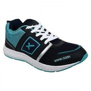 World Wear Men's Multicolor Lace-up Running Shoes