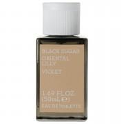 KORRES Natural Black Sugar, Oriental Lily and Violet Eau de Toilette 50ml