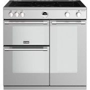 Stoves Sterling S900Ei Stainless Steel 90cm Induction Range Cooker