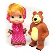 Bábika s medvedíkom
