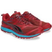 Puma Faas 500 TR Running Shoes For Men(Maroon)