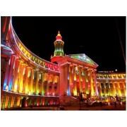 Proiector cu LED RGB Color 30W si Telecomanda Alimentare 220V