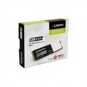 SSD M.2, 480GB, KINGSTON KC1000, M.2 2280 PCI Express 3.0 x4 NVMe (SKC1000/480G)