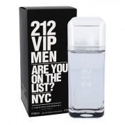 Carolina Herrera 212 VIP Men eau de toilette 200 ml uomo