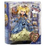 Papusa Mattel Ever After High Thronecom Blondie Lockes la bal