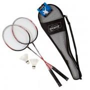 Lobbes SportX Badmintonset Pro in Tas