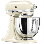 Mixer cu bol KitchenAid Artisan 2017, 4.8l, 300W (Almond Cream)