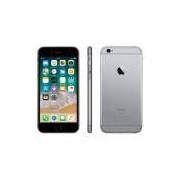 "iPhone 6s Apple com 128GB, Tela 4,7"" HD com 3D Touch, iOS 11, Sensor Touch ID, Câmera iSight 12MP, Wi-Fi, 4G, GPS, Bluetooth e NFC - Cinza Espacial"