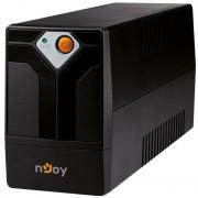 UPS nJoy Septu 800, 800VA/480W, Line-interactive, 2 prize Schuko cu protectie, PWUP-LI080SP-AZ01B (NJOY)