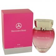 Mercedes Benz Rose Eau De Toilette Spray By Mercedes Benz 3 oz Eau De Toilette Spray