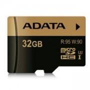 Карта памет, MicroSD 32GB, 32G SDMI UHS-I U3 V3 ADATA