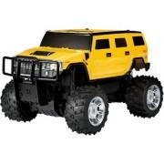 Rastar R/C 114 Hummer H2 SUV (yellow)