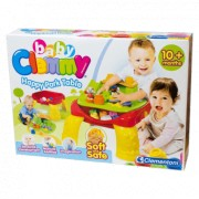 CLEMENTINE set sto za igru sa kockama HAPPY PARK TABLE - CL14817