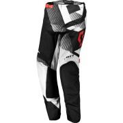 Scott 350 Dirt Pantalones Motocross 2018 Negro Blanco 30