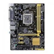 MB Asus H81M-C, LGA 1150, micro ATX, 2x DDR3, Intel H81, S2 2x, S3 2x, U2 4x, U2 int. 4x, U3 2x, LAN, Paralel, Px16, Px1 2x, PCI, VGA, DVI-D, Serial int., 36mj (90MB0GT0-M0EAY0)