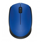 Mouse, LOGITECH M171, Wireless, Blue (910-004640)