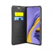 SBS Mobile Wallet lite in PU voor Samsung Galaxy A51, Zwart