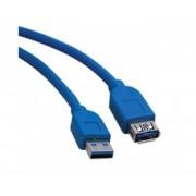 FAST ASIA Kabl USB 3.0 - USB 3.0 nastavak MF 1.8 plavi