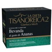 Gianluca Mech Spa Bevanda Gusto Ananas 28gx4 Confezioni Tisanoreica 2 Bm