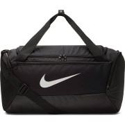Nike Brasilia Duffelbag - zwart - Size: ONE
