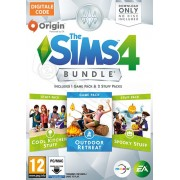 De Sims 4 Bundel Pakket 2 Uitbreidingen Origin Digitale Download ( CDKey )