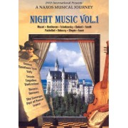 Naxos Musical Journey: Night Music, Vol. 1 [DVD] [2000]