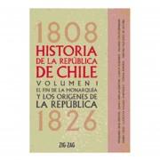 Historia de La Republica de Chile. Vol. 1 Rustica