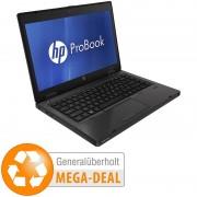 "HP Probook 6470b, 35,6 cm / 14"", Intel Celeron, 320 GB (generalüberholt)"