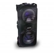Bafle potenciado Crown Mustang Bluetooth DJS1000BT
