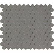 Mozaiek London Hexagon Donker Grijs 2,3x2,6