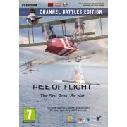Excalibur Publishing Rise of Flight - Channel Battles Edition