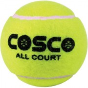 COSCO Light Weight Cricket Tennis Ball Set of 1 PC