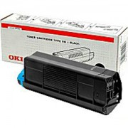 Тонер касета за OKI C 5100/5200/5300/5400 - Black - 42127408