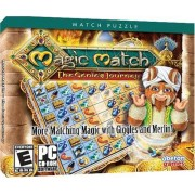 Elephant Entertainment Magic Match The Genie's Journey jc PC